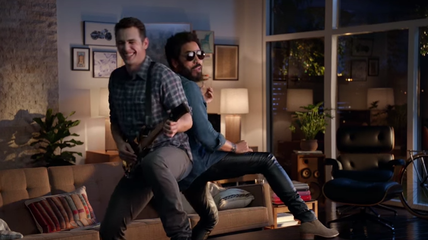 Guitar Hero Live Trailer Released With James Franco and Lenny Kravitz