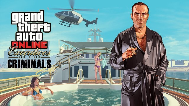 New 'Executives and Other Criminals' DLC Coming to GTA 5