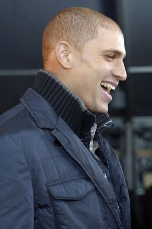 Jan 30, 2014; New York, NY, USA; New Orleans Saints tight end Jimmy Graham attends the Madden Bowl XX Red Carpet event at the USS Intrepid Mandatory. Credit: Joe Camporeale-USA TODAY Sports