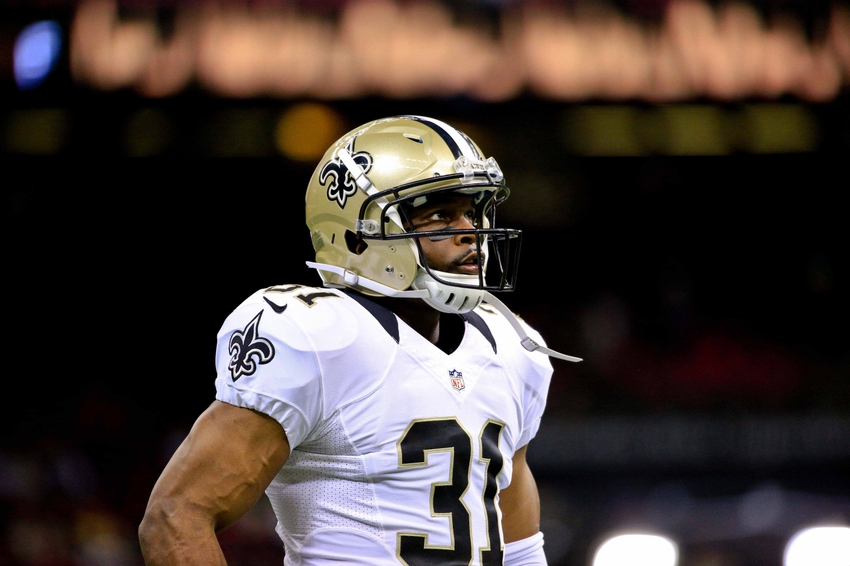 Saints Cut RB C.J. Spiller