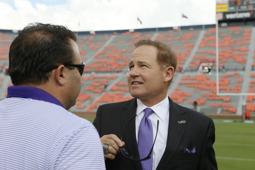 Fired Les Miles a victim of the Saban Effect