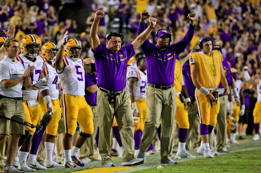 """Can Coach 'O' and LSU """"Run the Table""""?"""