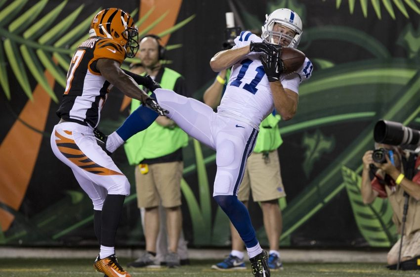 Analyzing the indianapolis colts 39 practice squad for Josh lenz
