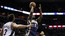 Pacers Fail To Close Out Spurs; Lose 106-100