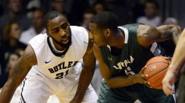 Butler Dominates Loyola (MD) 80-39 For Third Win