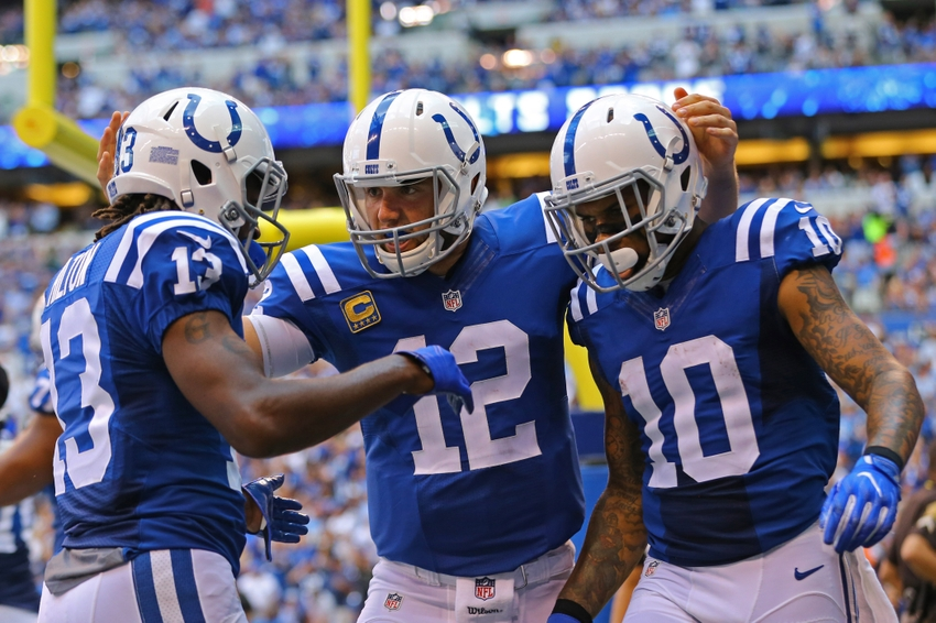 9537629-andrew-luck-t.y.-hilton-donte-moncrief-nfl-detroit-lions-indianapolis-colts