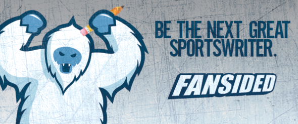 Fansided Writer Graphic