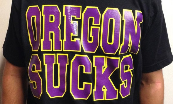 oregon sucks