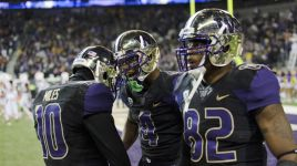 UW Huskies Are Bowl Eligible After Beating Oregon State