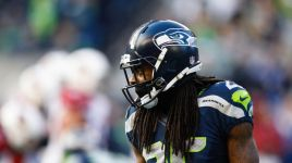Richard Sherman Takes On The NFL In Press Conference