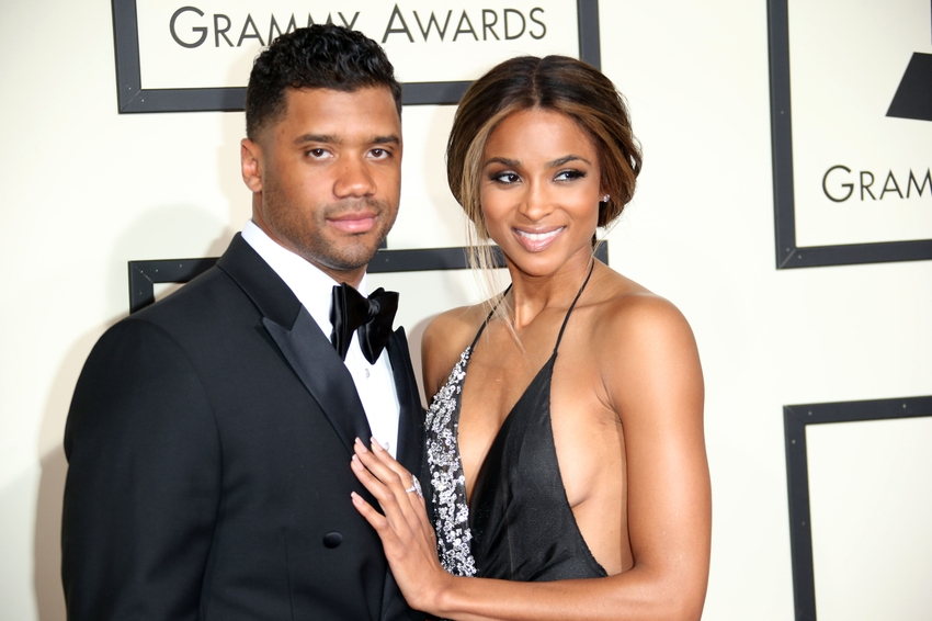 Russell-wilson-ciara-entertainment-58th-grammy-awards