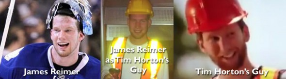 James Reimer is awesome