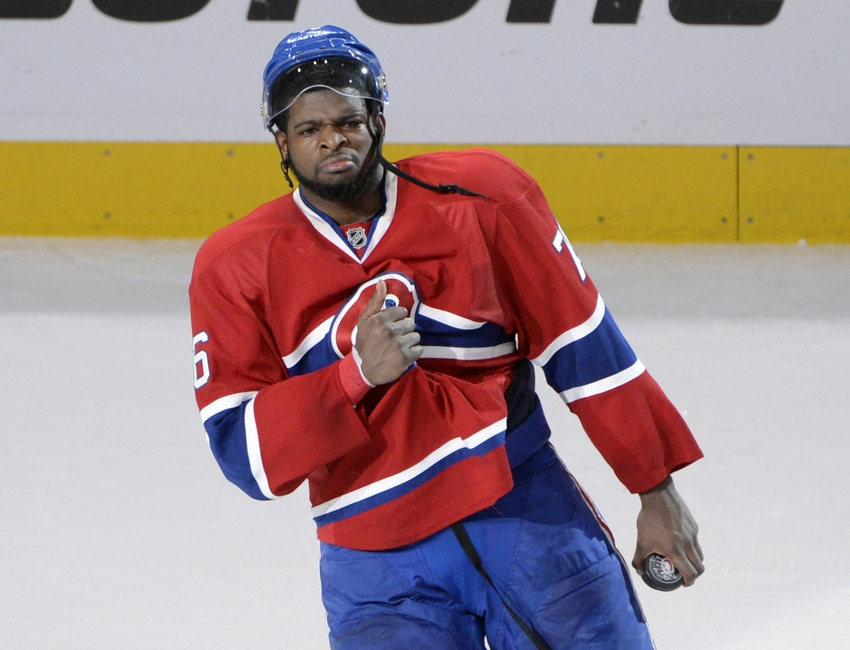 Toronto Maple Leafs Eastern Conference Preview Montreal Canadiens PK Subban