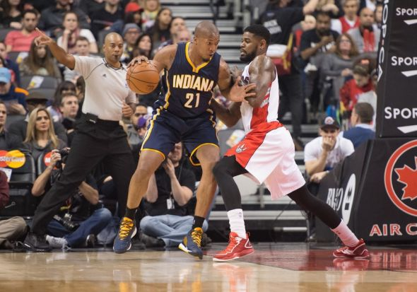 Toronto Raptors Game Preview: Raptors @ Pacers - Tip of the Tower