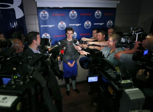 Toronto Maple Leafs: Connor McDavid and Conspiracy Nuts - Tip of the Tower - Tip of the Tower