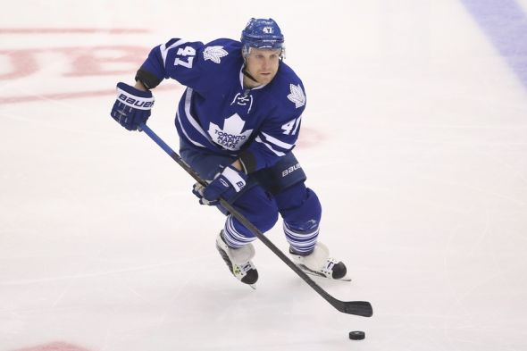 Toronto Maple Leafs Leo Komarov Facing Criminal Charges in Finland - Tip of the Tower