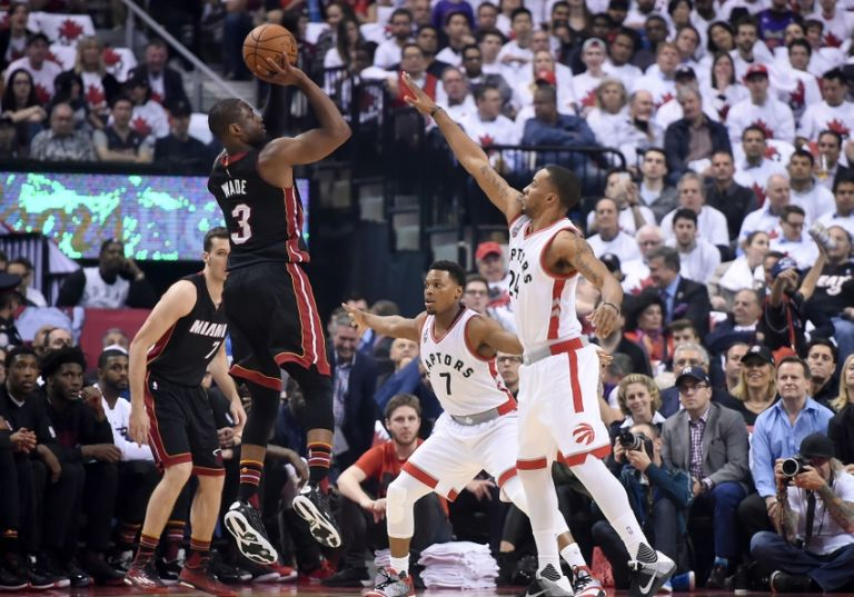Dwyane-wade-norman-powell-kyle-lowry-nba-playoffs-miami-heat-toronto-raptors-768x537