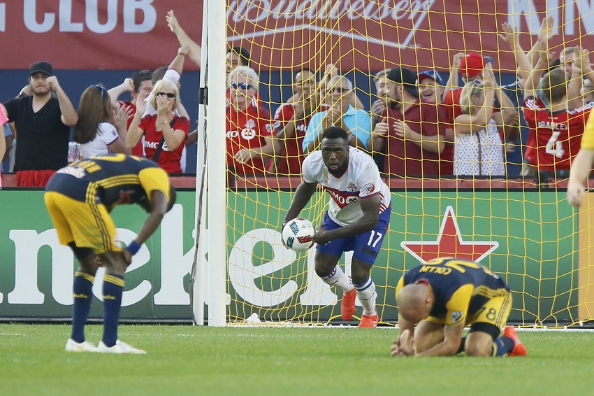 Toronto FC Prove Mental Toughness in Dramatic Comeback