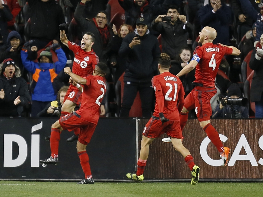 Toronto FC: Team Focused Heading into Second Leg