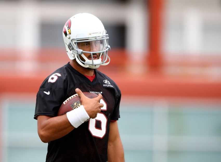 Logan Thomas signed by Bills