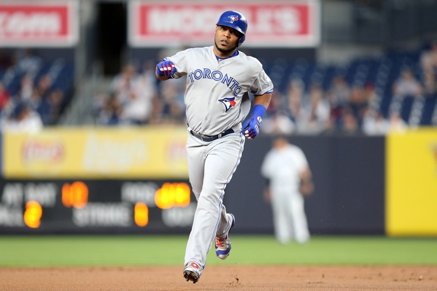Edwin Encarnacion hits free agent market and the meter is running