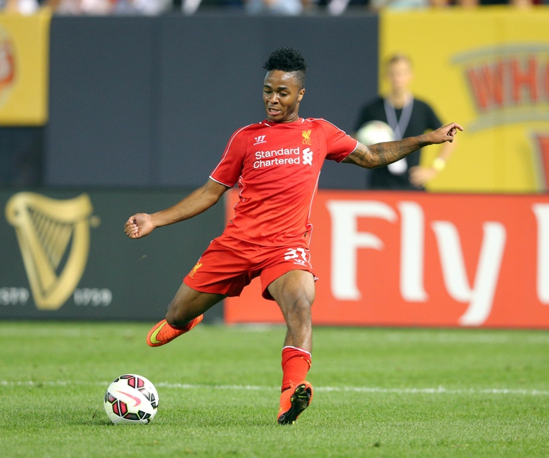 liverpool fc sterling - photo #5