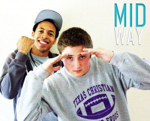 Dallas/Fort Worth Based Hip-Hop Duo Midway