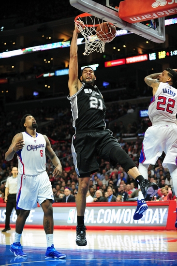 2015 Los Angeles Clippers vs San Antonio Spurs Playoffs