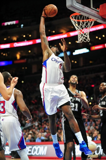 Los Angeles Clippers DeAndre Jordan