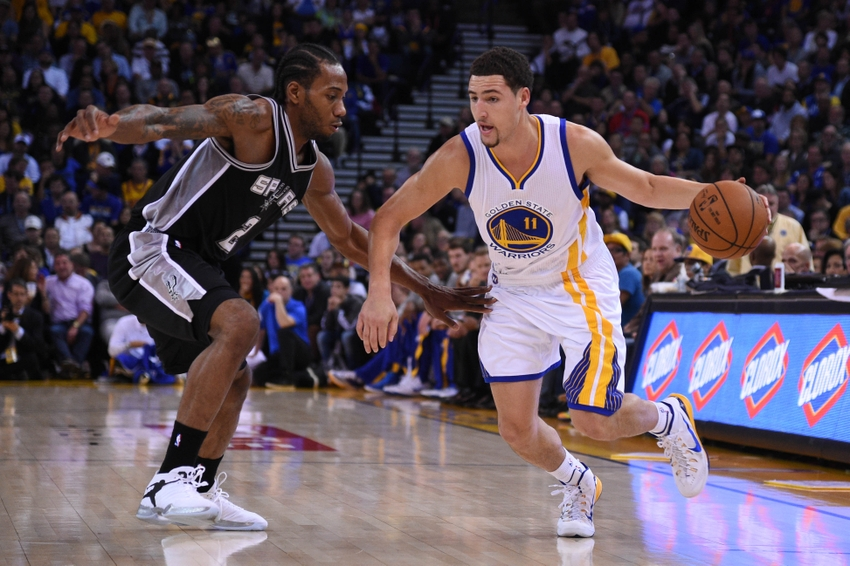 Klay Thompson Was Almost Drafted By San Antonio Spurs