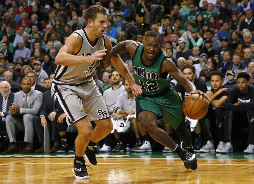 9701675-terry-rozier-david-lee-nba-san-antonio-spurs-boston-celtics
