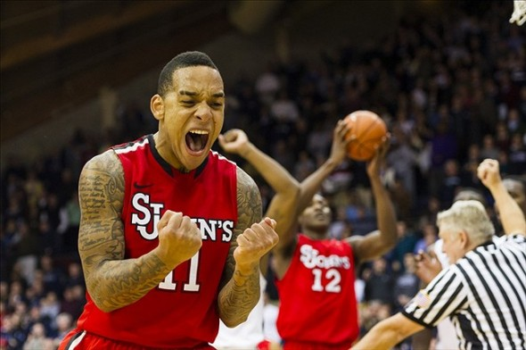 NCAA Basketball: St. John's Red Storm