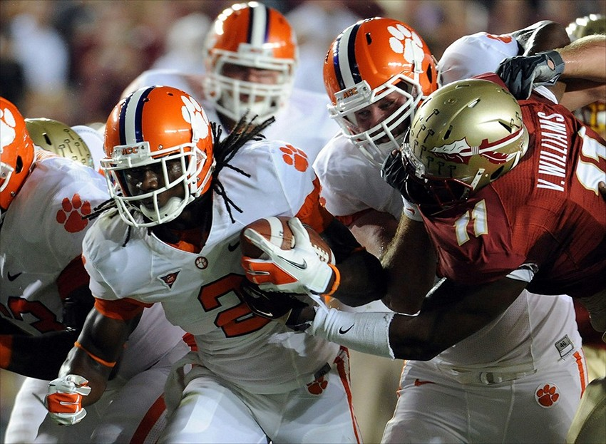 ACC Football: Florida State at Clemson