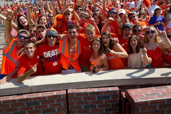 Boston College at Clemson: Depth Charts