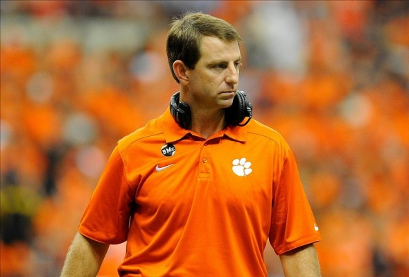 Dabo Swinney Clemson vs Florida State Weekly Press Conference