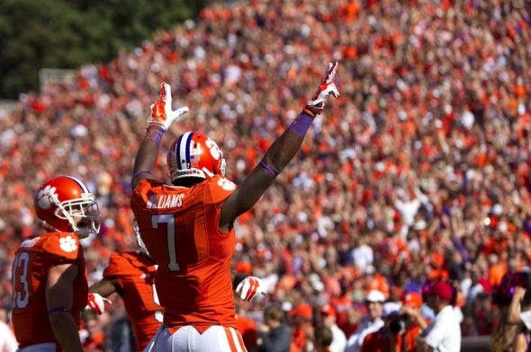 The Clemson Experience | Cardinal Sports Zone
