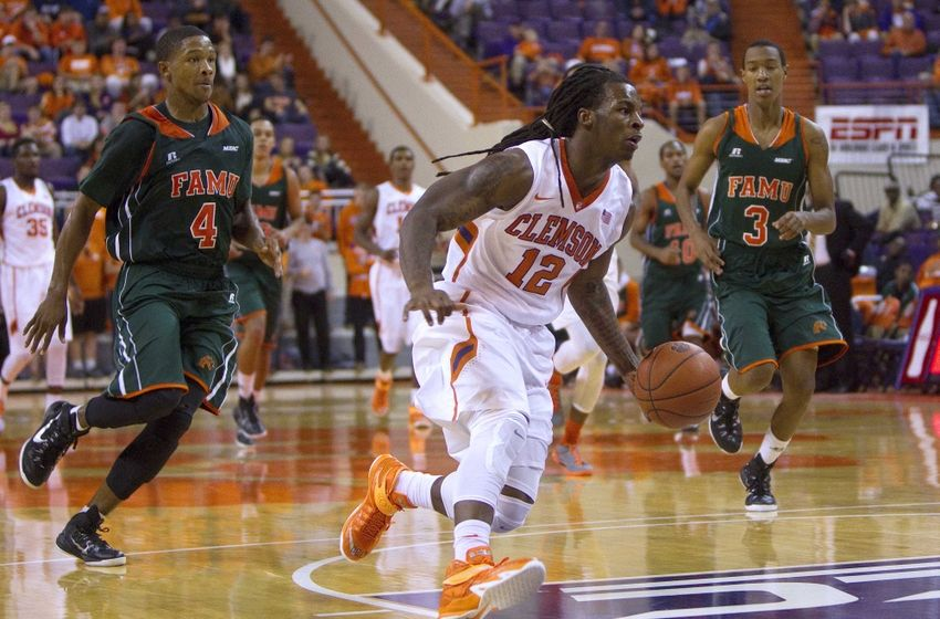 Clemson Tigers Vs Winthrop Eagles: TV Info, Live Stream