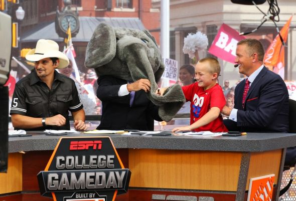 betting lines college football espn game day