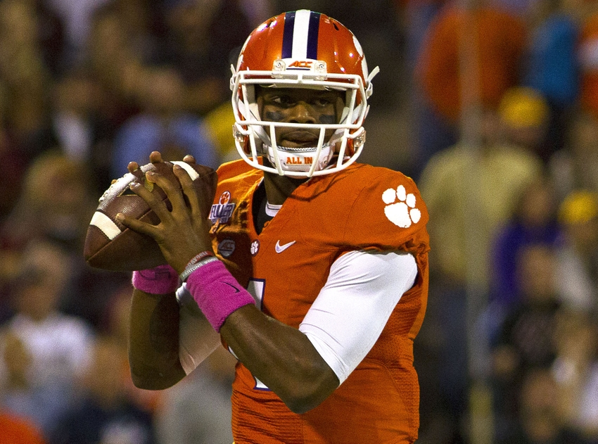 The Top 10 Quarterbacks in Clemson Football History - Page 10