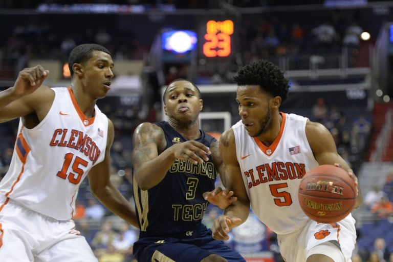 Marcus-georges-hunt-jaron-blossomgame-ncaa-basketball-acc-conference-tournament-georgia-tech-vs-clemson-768x511