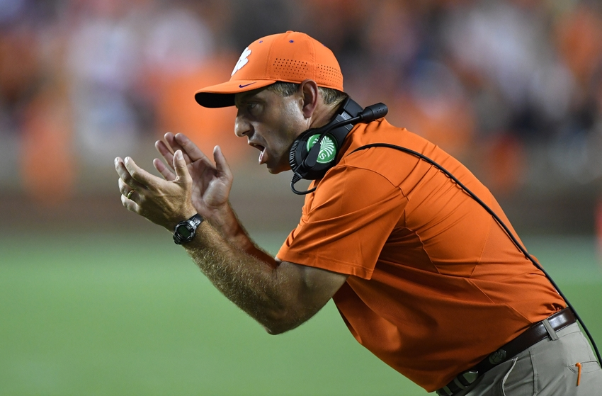 Clemson Football vs. Auburn: Offensive, Defensive Grades ...