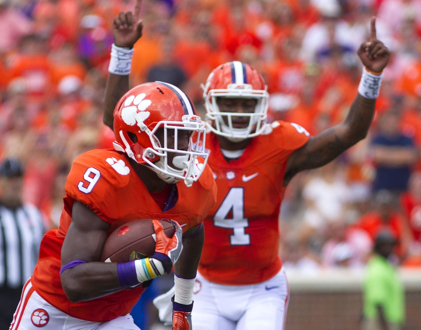 Clemson Football: Q&A with Big Red Louie | FOX Sports