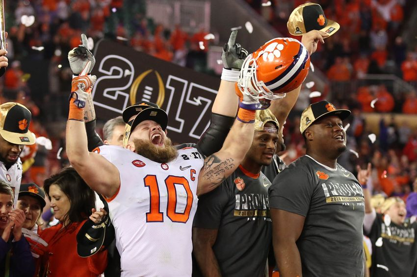 2017 CFP National Championship - College Football Playoff