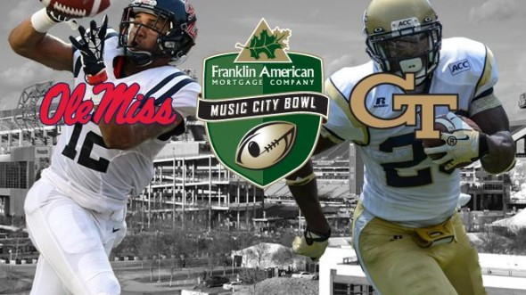 Franklin American Mortgage Music City Bowl 2013 Team Announcement