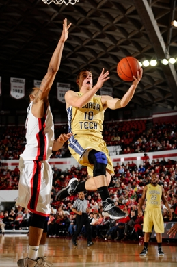 NCAA Basketball: Georgia Tech at Georgia