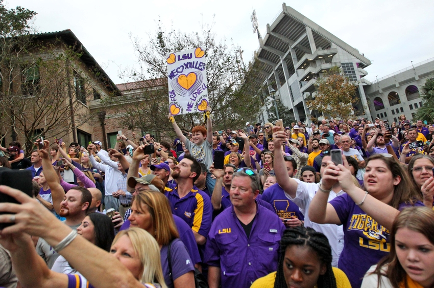 Tailgating Recipes For The Lsu Game