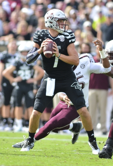 Mississippi State football: 5 players who earned a helmet ...