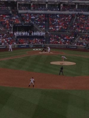 Wayne pic from nats game