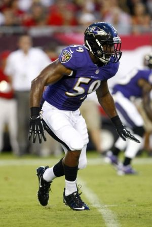 NFL: Preseason-Baltimore Ravens at Tampa Bay Buccaneers