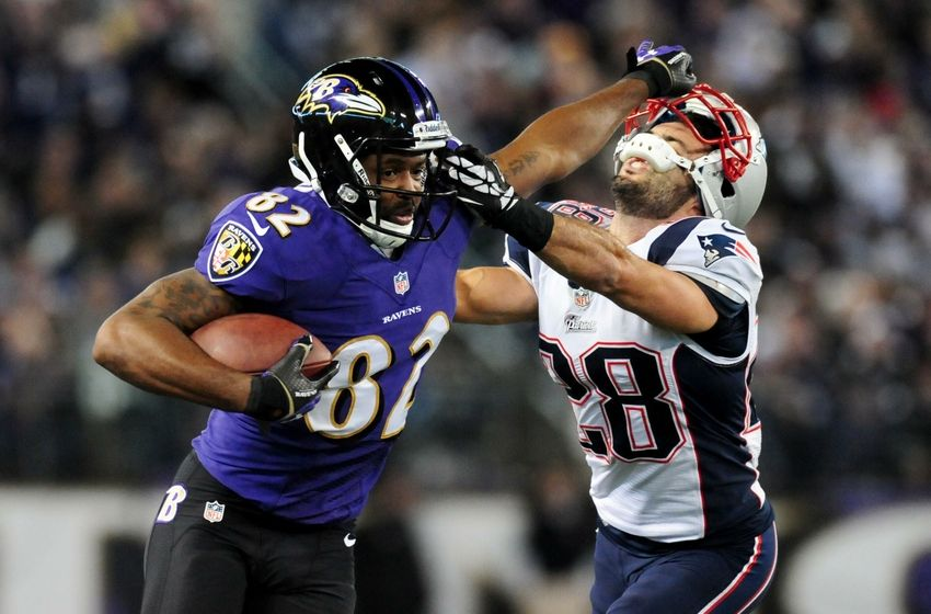 Torrey Smith And Steve Smith Can Torrey Smith be a Number